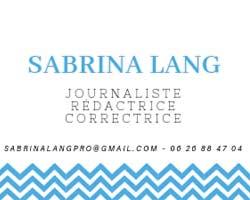 Sabrina Lang