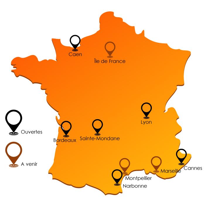Agences de recrutement Human Ressource dans toute la France